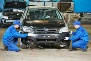 Front End Vehicle Service in Howard County, MD
